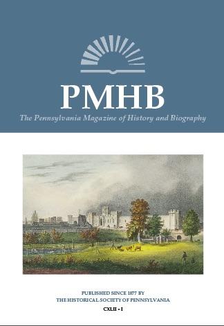 Pennsylvania Magazine of History and Biography